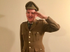 Dad's Army Soldier - Pike, Officer - AUTHENTIC VINTAGE UNIFORM - $70
