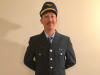 RAF Air Force Pilot - AUTHENTIC VINTAGE UNIFORM - $70
