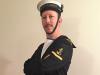 Navy Parade Sailor- AUTHENTIC VINTAGE UNIFORM - $50