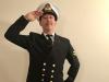 Naval Officer - AUTHENTIC VINTAGE UNIFORM - $70
