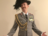 "Official 'ALLO 'ALLO Character - Captain Alberto Bertorelli - AUTHENTIC VINTAGE UNIFORM - $70 (If you miss out on this amazing costume you'll be saying: ""What-a-mistake-a to make-a!"")"