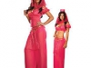 Pink Arabian Lady